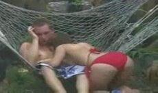 Sexo amador entre casal de MG fodendo na rede