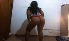 Tamires morena brasileira favelada caiu na net